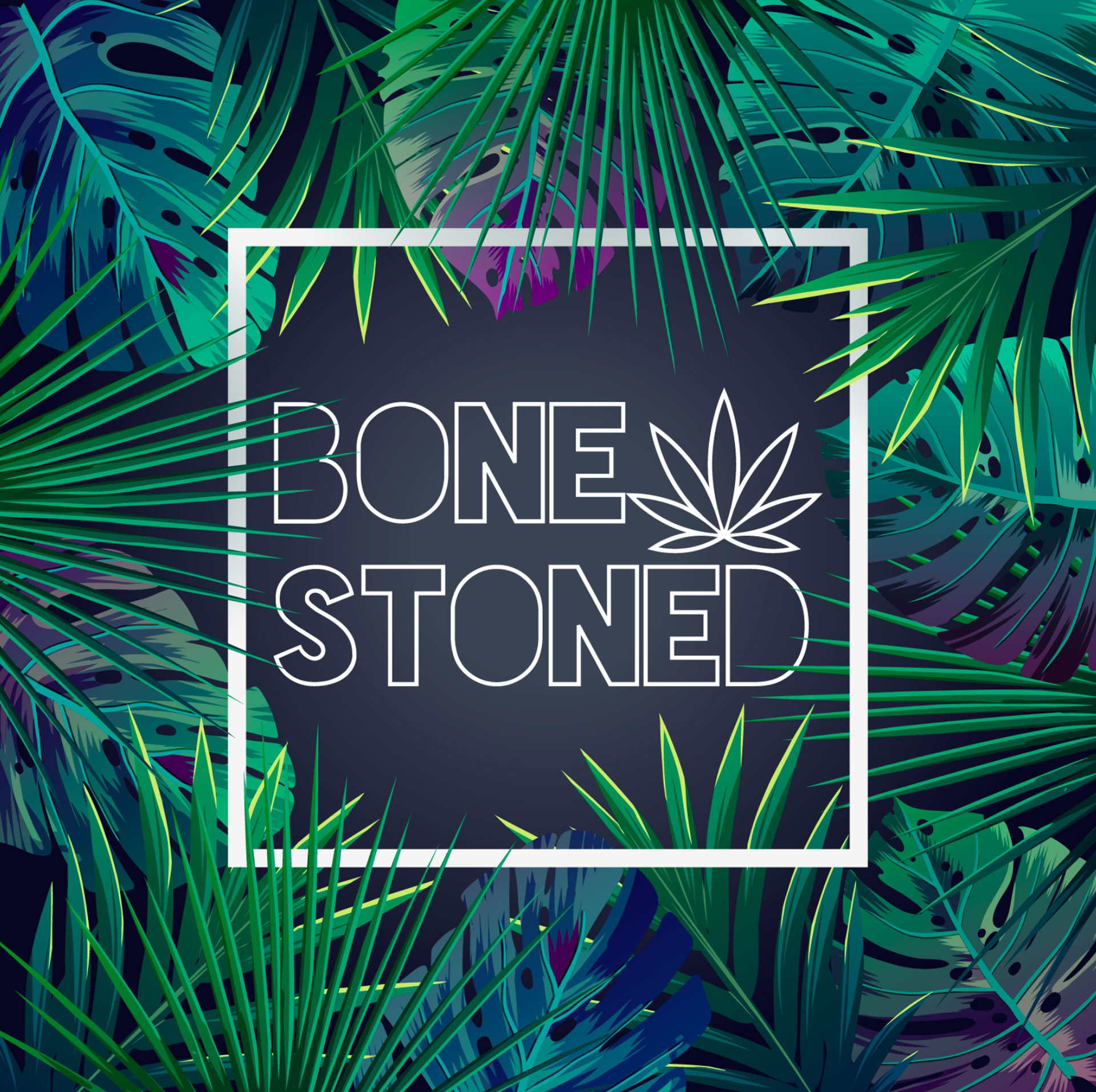 BoneStoned Brand Design