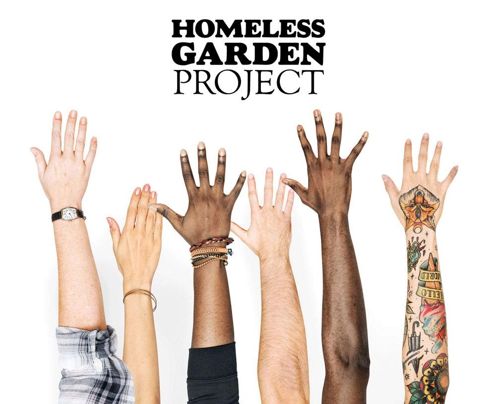Homeless Garden Project Web Design & Development