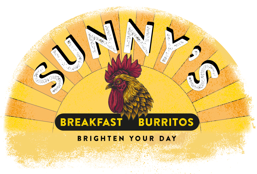 Sunny's Breakfast Burritos